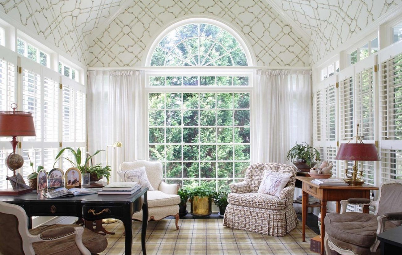 How To Decorate Your Conservatory Express Doors Direct