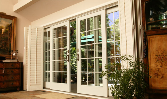 How to dress your patio door windows express doors direct for Patio doors uk