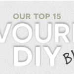 Our Favourite DIY Blogs [Infographic]