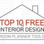 Top 10 Free Interior Design Tools [Infographic]