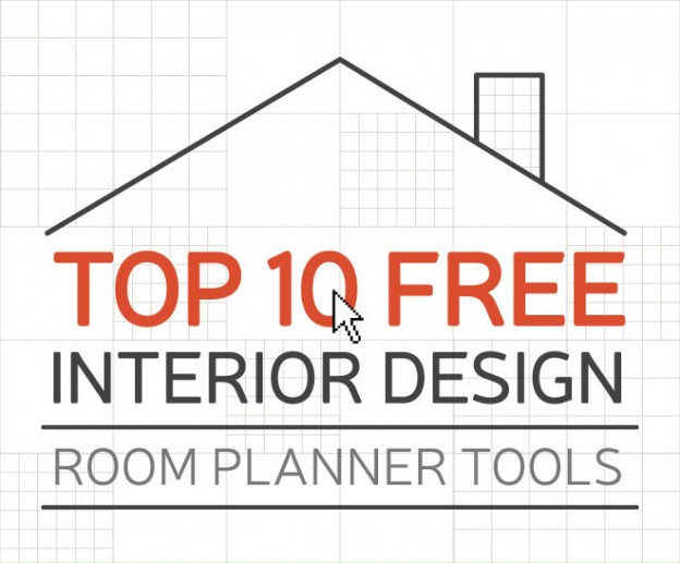 Top 10 free interior design tools for Interior design tools