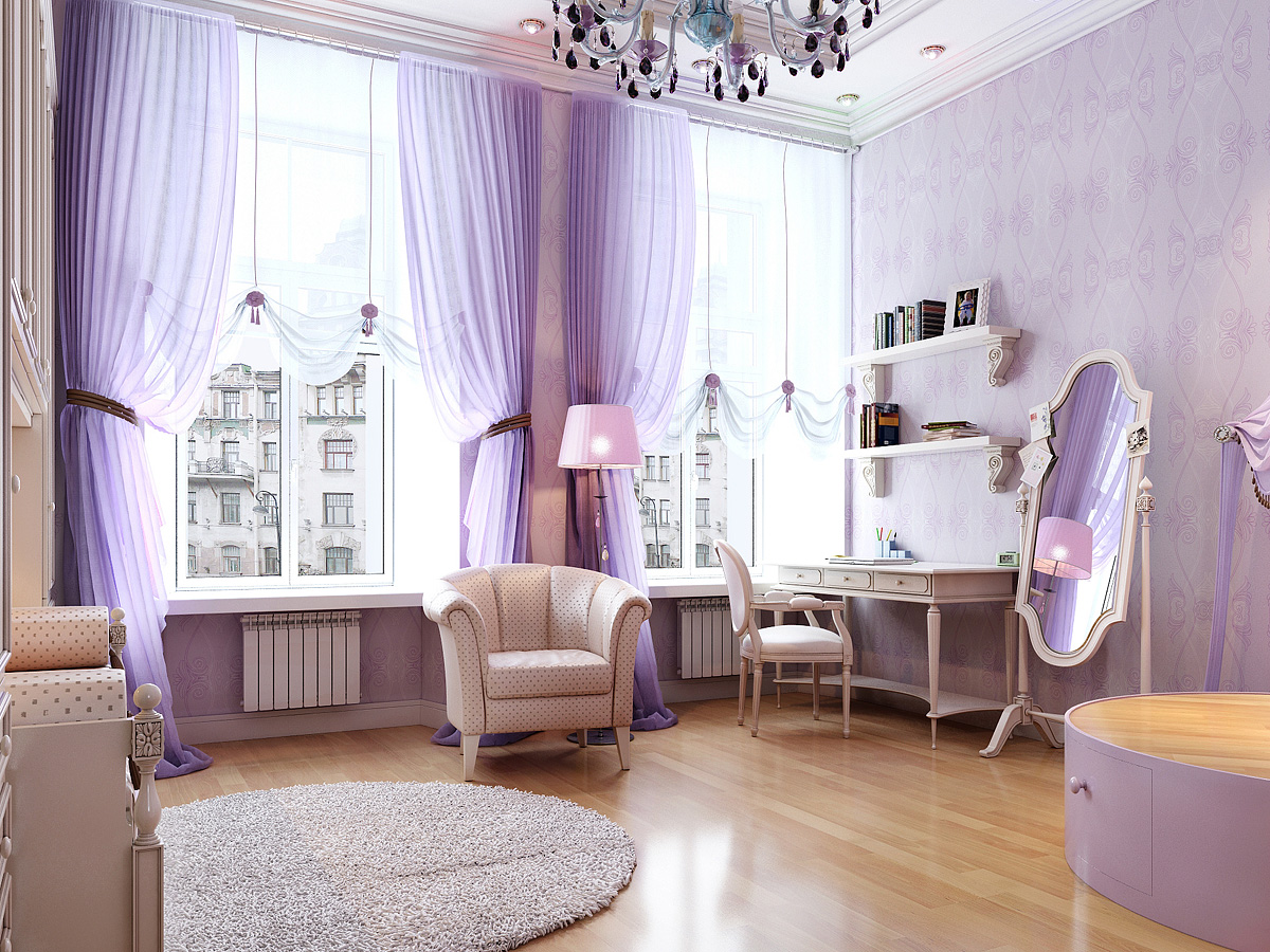 Lilac Bedroom Accessories How To Use Colour In Your Home Express Doors Direct
