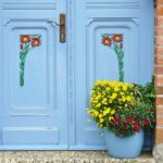 How To Create Fabulous Front Door Planters