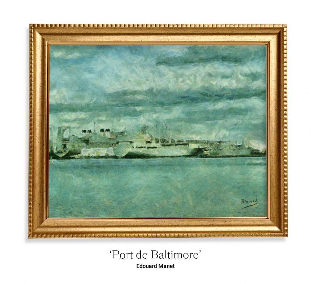 Baltimore Manet