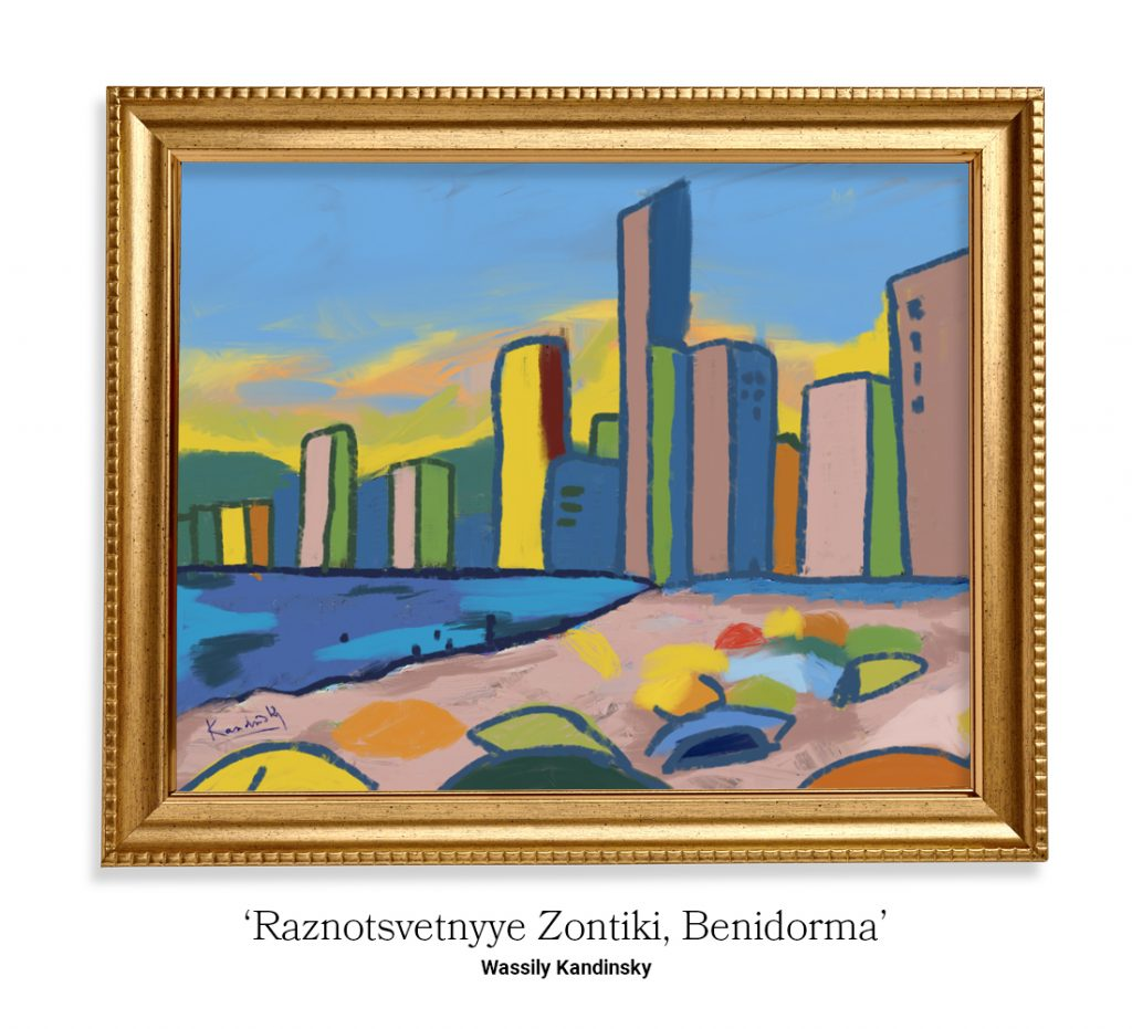 Benidorm Kandinsky