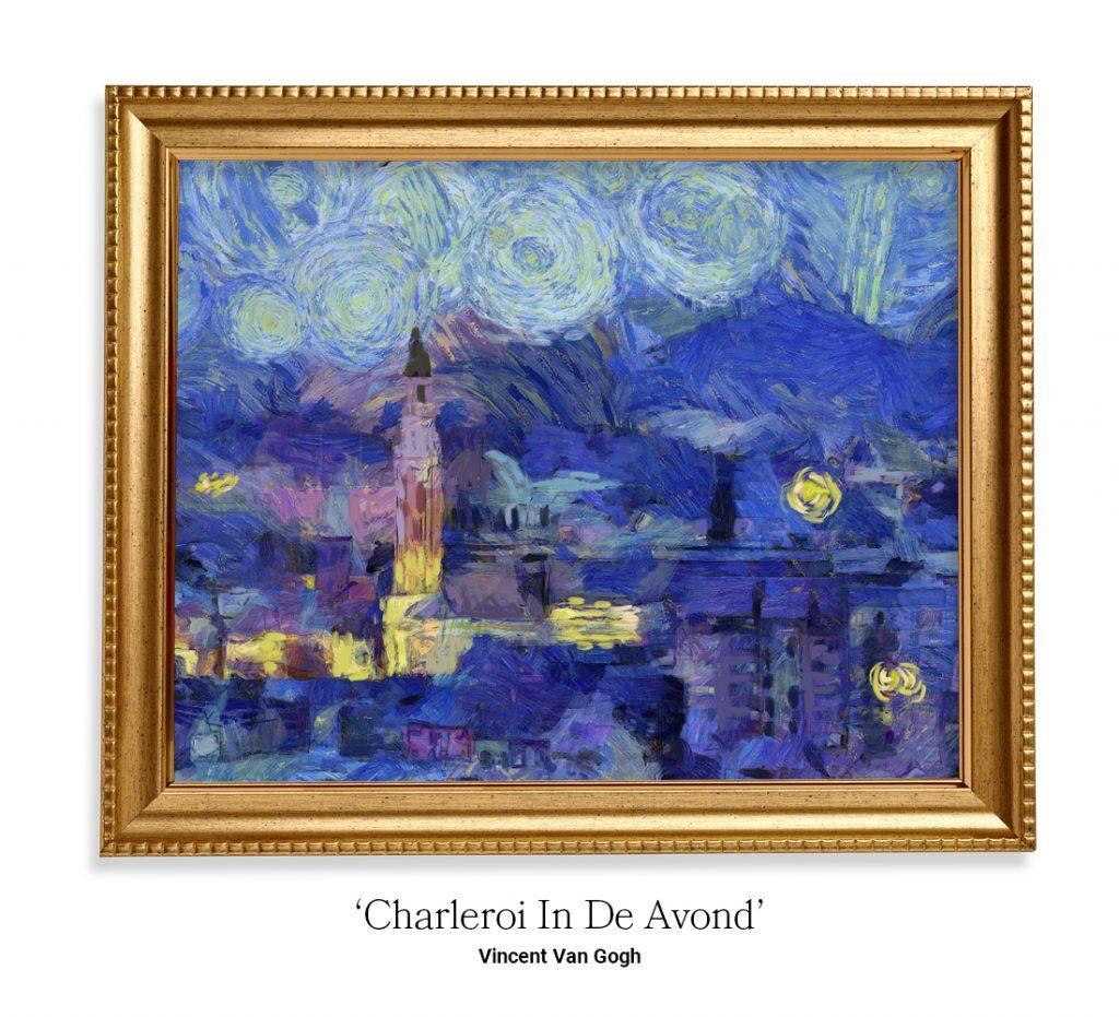 Charleroi Van Gogh