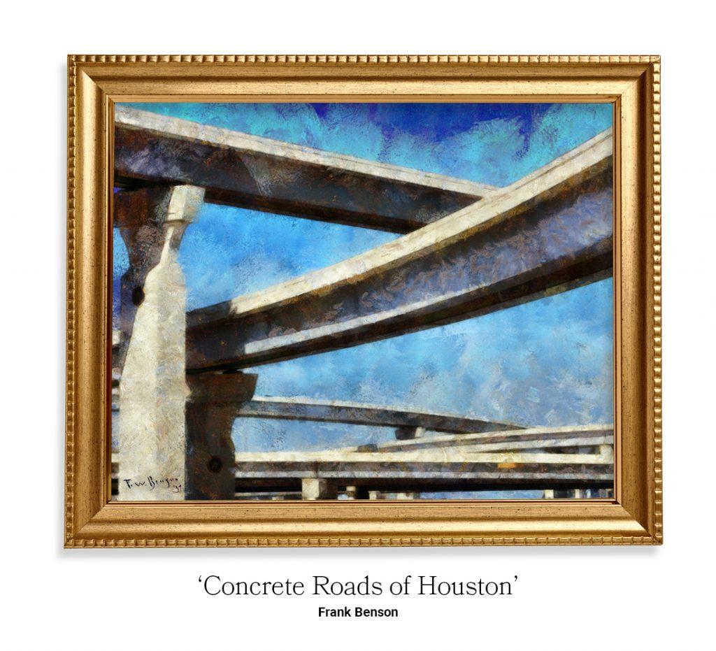 Houston Frank Benson