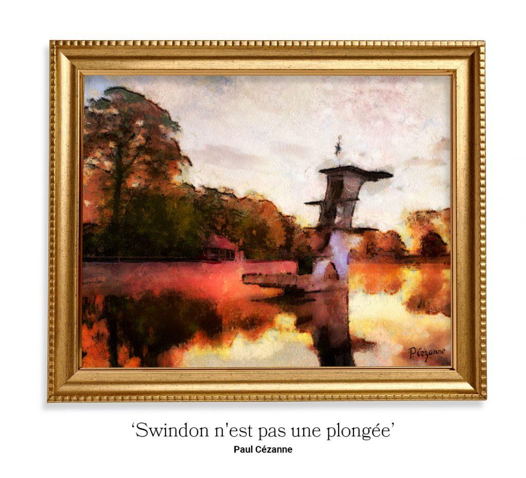 Swindon Cezanne