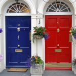 3 Reasons to Make a Statement with a Red Front Door
