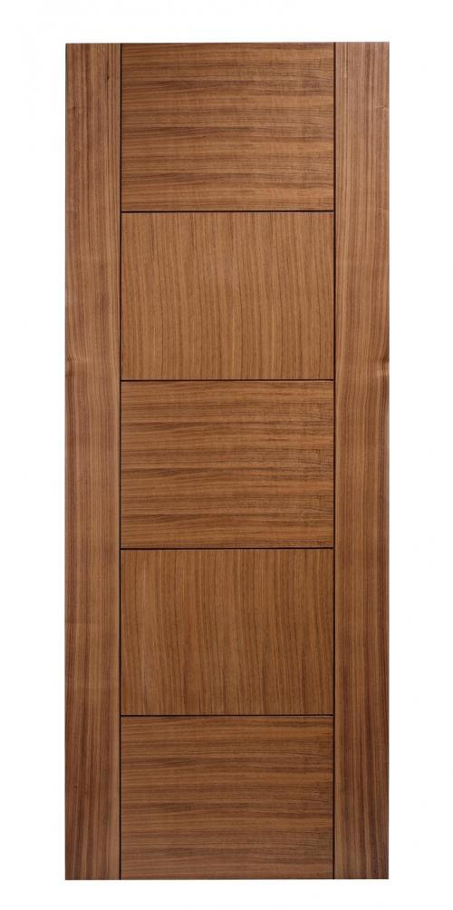 Quebec Walnut Prefinished Interior Door Express Doors