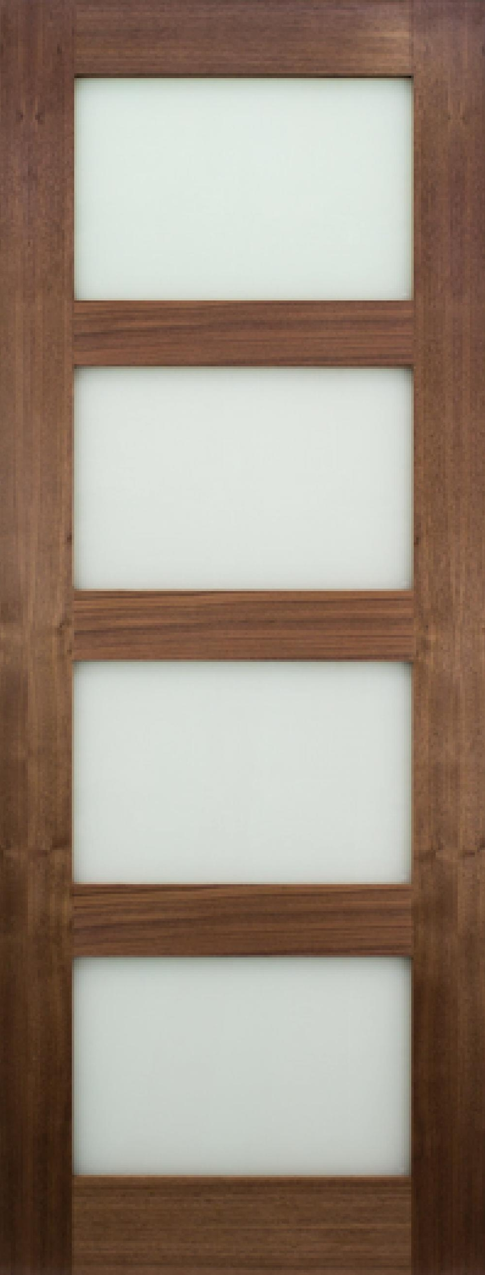 Coventry Walnut Glazed - FROSTED PREFINISHED:  Image