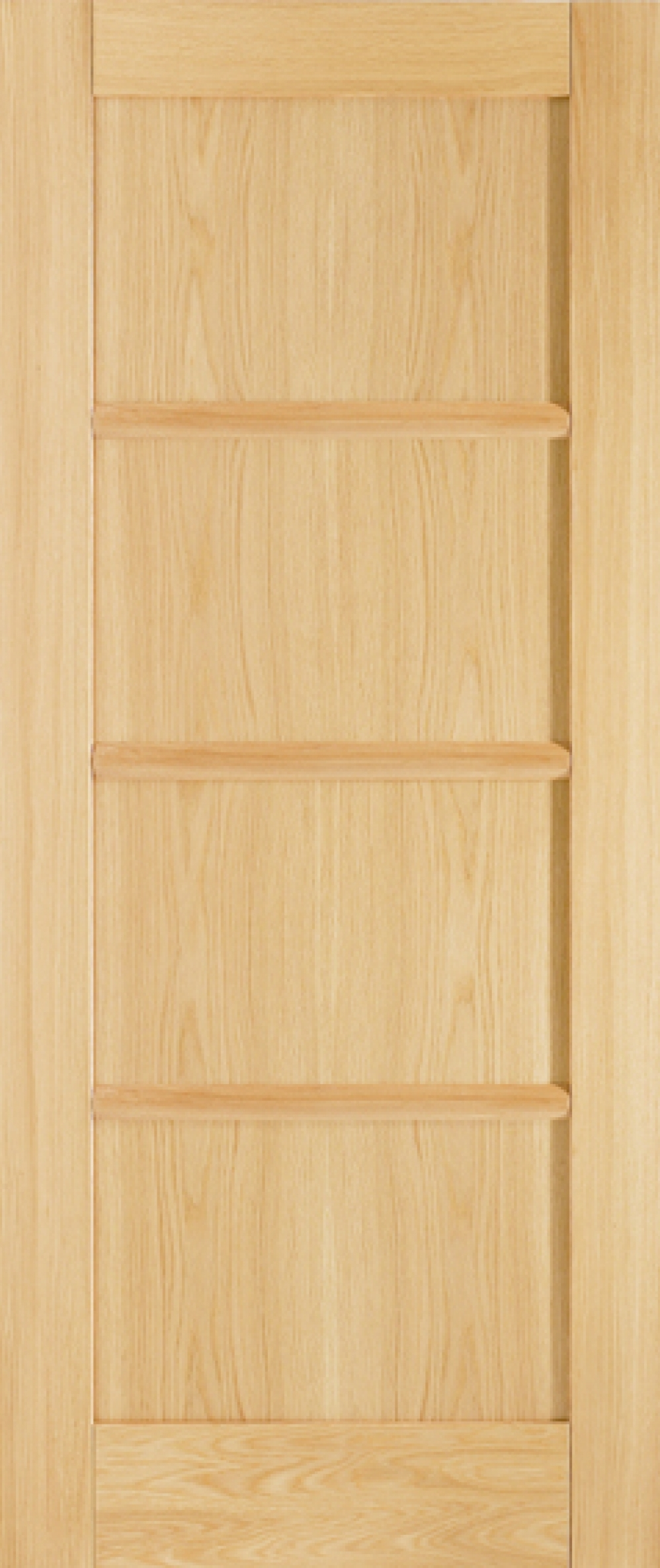 Oslo 4P Oak - PREFINISHED:  Image
