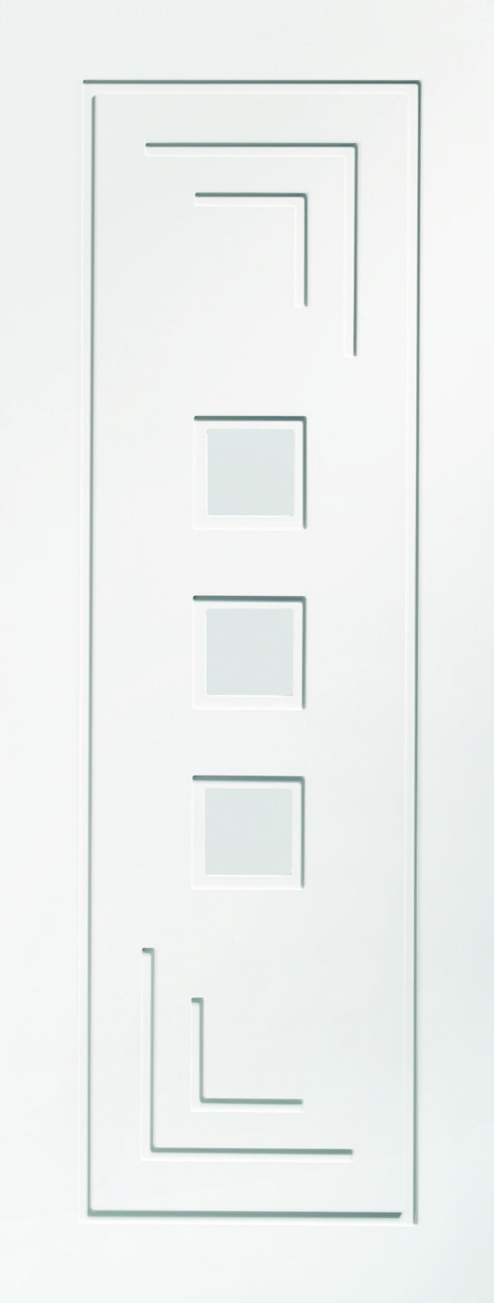 Altino White - Clear Glass:  Image