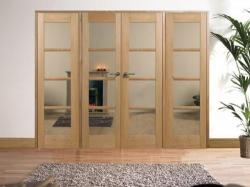 OAK Oslo Pre-finished Interior French Door Range, Interior French Doors Image