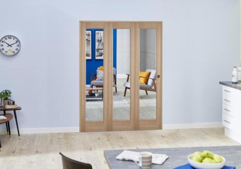 3 panel bifold doors