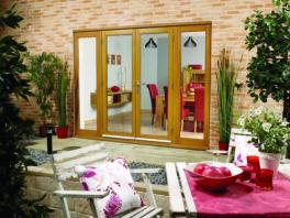 Exterior French Patio Doors Image