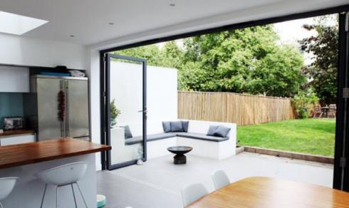 Aluminium or Wood? Choosing Your Exterior Bi Folding Door Materials  Image