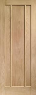 Worcester Oak 3 Panel:  Image