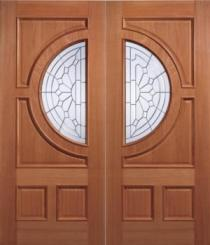 Empress Hardwood Grand Entrance:  Image