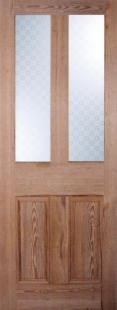 Pitch Pine Malton Unglazed:  Image