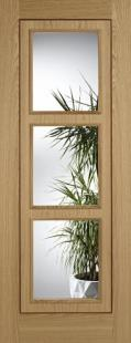 Oak Inlay 3L Glazed - PREFINISHED:  Image