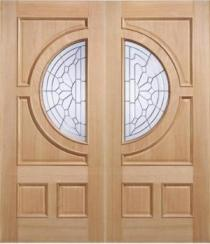 Empress Oak Door Pairs:  Image