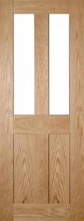 Eton Oak Glazed:  Image