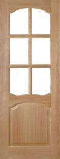 Louis Glazed Oak - Deanta:  Image